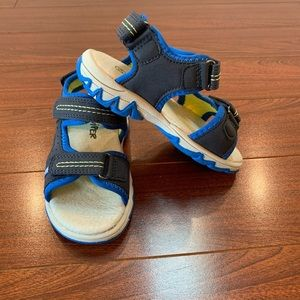 Toddler size 10 Velcro Sandals